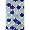 nuLOOM Modella Blue Rharan Rug