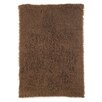 nuLOOM Flokati Chocolate Area Rug