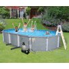 "Blue Wave Products Zanzibar Oval 54"" Deep Pool"