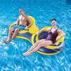 Blue Wave Products 2 Person Inflatable Pool Cooler Tube