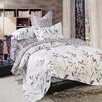 North Home Iris Duvet Cover Set