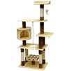 "Go Pet Club 67"" IQ Box Cat Tree"