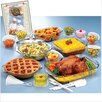 Anchor Hocking Expressions Deluxe 25 Piece Bakeware Set