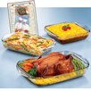 Anchor Hocking Expressions 4 Piece Bakeware Set