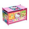 Delta Children Hello Kitty Toy Box