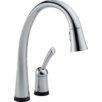 Delta Pilar Single Handle Deck Mounted Kitchen Faucet