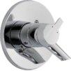 Delta Compel Dual Control Faucet Trim with Lever Handles