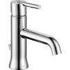 Delta Trinsic Single Handle Bathroom Faucet