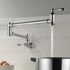 Delta Delta Double Handle Wall Mount Other Pot Filler Faucet