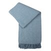 Jovi Home Cocoon Hand Woven Cotton Throw Blanket