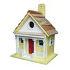 Home Bazaar Capitola Cottage Mounted Birdhouse
