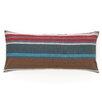 Pine Cone Hill Chalet Stripe Cotton Boudoir/Breakfast Pillow
