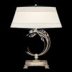"Fine Art Lamps Crystal Laurel 31"" H Table Lamp with Empire Shade"