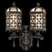 Fine Art Lamps Costa Del Sol 2 Light Wall Lantern