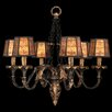 Fine Art Lamps Epicurean 6 Light Chandelier