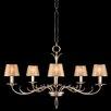Fine Art Lamps Portobello Road 5 Light Chandelier