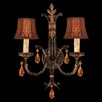 Fine Art Lamps Brighton Pavillion 2 Light Wall Sconce