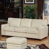 Lazzaro Leather Como Leather Sofa