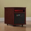 Duraflame 1,500 Watt Portable Electric Infrared Cabinet Heater