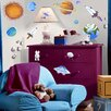 Room Mates Studio Designs Outer Space Wall Decal