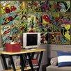 Room Mates Prepasted Marvel Classics Wall Mural