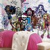 Room Mates Prepasted Monsters High XL Wall Mural