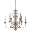 Minka Lavery Wellington Ave. 9 Light Chandelier