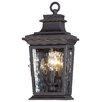 Minka Lavery Vista Montaire 1 Light Wall Lantern