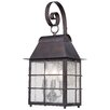 Minka Lavery Willow Pointe 4 Light Wall Lantern