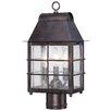 Minka Lavery Willow Pointe 3 Light Outdoor Lantern Head
