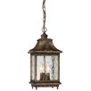 Minka Lavery Wilshire Park 3 Light Outdoor Hanging Lantern