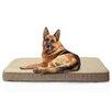 FurHaven Nap Sherpa/Suede Memory Foam Dog Mat