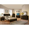 InRoom Designs Sleigh Customizable Bedroom Set