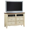 American Woodcrafters Chateau Entertainment 4 Drawer Chest