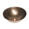 Belle Foret Round Vessel Bathroom Sink