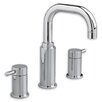 American Standard Serin Widespread Bathroom Faucet with Double Lever Handles