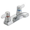American Standard Heritage Centerset Bathroom Faucet with Double Lever Handles