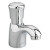 American Standard Pillar Tap Single Hole Metering Faucet with Single Knob Handle