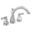 American Standard Dazzle Double Handle Deck Mount Roman Tub Faucet Trim