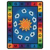 Carpets for Kids Literacy Sunny Day Learn and Play Kids Rug