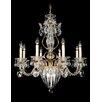 Schonbek Bagatelle 11 Light Crystal Chandelier
