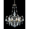 Schonbek Renaissance Rock 6 Light Crystal Chandelier