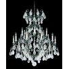 Schonbek Versailles Rock 15 Light Crystal Chandelier