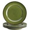BonJour Sierra Pine Dinner Plate Set (Set of 4)