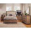 Alpine Furniture Melbourne Panel Customizable Bedroom Set