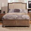 Alpine Furniture Melbourne Panel Bed