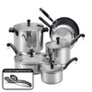 Farberware Classic Series 12 Piece Cookware Set