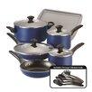 Farberware 15 Piece Non-Stick Cookware Set