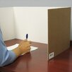 Flipside Corrugated Study Carrel (Pack of 24)