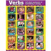 Frank Schaffer Publications/Carson Dellosa Publications Verbs Photographic Chart (Set of 3)